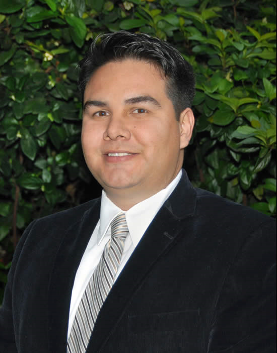 Board of Trustee Member Mr. Richard Vasquez